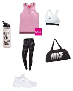 """""""Untitled #107"""" by ana-gabriela02 on Polyvore featuring NIKE and ban.do"""