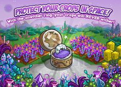Celestial Pastures: Unwither Ring