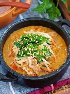 レシピ レシピ in 2019 Paleo Keto Recipes, Soup Recipes, Korean Food, Chinese Food, Japanese Food, Japanese Meals, Japanese Recipes, Easy Cooking, Cooking Recipes