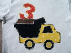 Perfect for that construction theme party!  Can be made with any age!