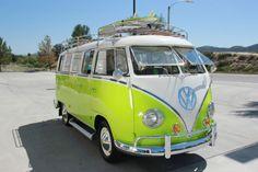 1967 Volkswagen Bus/Vanagon Deluxe