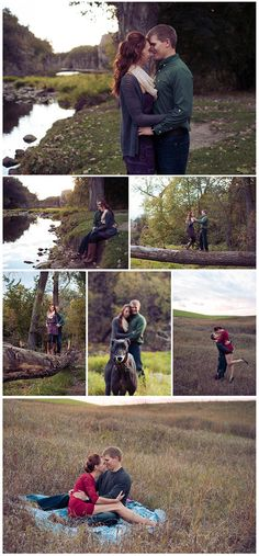 Engagement Photography  JS Photography