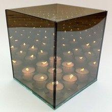 Endless Light Lysestage 9-Lys Cube