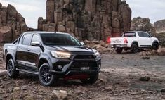 Toyota have come up with yet another Hilux TRD, but unlike its… Toyota Hilux, Toyota Verso, Off Road Camping, Toyota Fj Cruiser, Land Cruiser, Jeep Rubicon, Car Buyer, Lifted Ford Trucks, Land Rover Defender