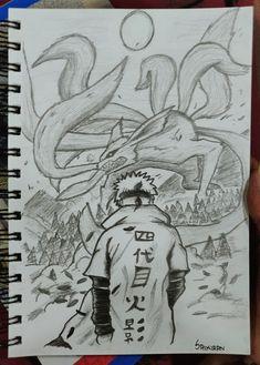 Naruto Sketch Drawing, Naruto Drawings, Art Drawings Sketches Simple, Anime Sketch, Manga Drawing Tutorials, Anime Drawing Styles, Anime Character Drawing, Naruto Uzumaki Art, Anime Naruto
