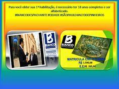 Bianco Despachante - Google+Vem com a gente #BIANCODESPACHANTE #CIDADE #SÃOPAULO #ALTODEPINHEIROS #BIANCO1982