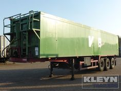 Used Semi-trailer STAS Tipper for sale!