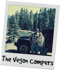 Our Tow Vehicle & Camper – The Vegan Campers 2015 Jeep Wrangler, Jeep Wrangler Unlimited, Camper Trailers, Campers, New Baby Girls, Tent Camping, Newlyweds, Plant Based, Rv