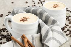Pumpkin spice latte recipe - Dr. Axe