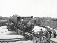La batterie d'Auderville La  Haye 1944
