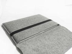 Wool Macbook pro 13 Retina Sleeve Macbook Wool Felt by TopHome
