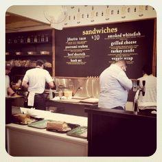 Grahamwich - Graham Elliot's Chicago sandwich shop