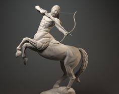 Centaur, Felix Setyono on ArtStation at https://www.artstation.com/artwork/oOQNJ