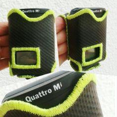 Meldertasche Swissphone Quattro /  Feuerwehrschlauch