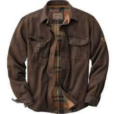 Men's Journeyman Rugged Shirt Jacket | Legendary Whitetails
