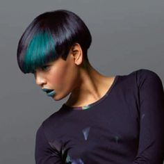Goldwell promo...cool cut & color