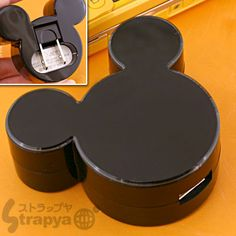 mickey ears usb charger Disney Characters AC Adapters... how cool is this bet i wouldn't loose this one!