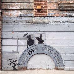 Banksy, NY, USA