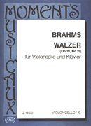 Walzer Op.39#15-vcl/pno