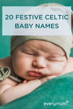 Irish and Celtic baby names are popular for a reason. So, if you are a lover of all things Celtic, why not choose a traditional celtic name for your little one - and if they are due around the festive season - then these will cover that too! #babynamesirish #babynamesceltic #irishbabynames #irishbabynamesboy #irishbabynamesgirls Celtic Baby Names, Irish Baby Names, Vintage Baby Names, Unique Baby Names, Traditional Irish Names, Popular Baby Names, Name Inspiration, Celebrity Baby Names, Irish Girls