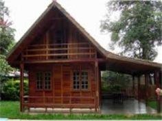Construir casa pré-fabricada madeira - Erechim (Rio Grande do Sul) | Habitissimo