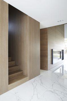 Carneiro Architectes — Maison à Vessy