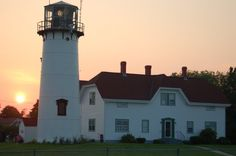 lighthouse in Chatham, Cape Cod