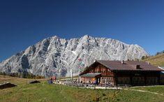 Gotzenalm - Berghütte und Alm