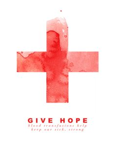 Give Hope and Donate Blood http://meredithcbullock.com/be-a-hero/