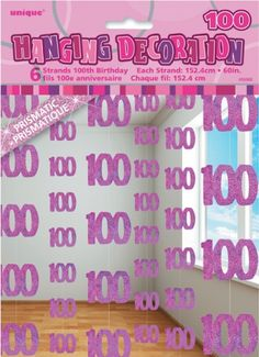 1000 images about 100th birthday celebration on for 100th birthday decoration ideas