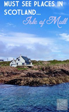 The rugged beauty of the Isle of Mull on the west coast of Scotland. Find out why we fell in love with it on a trip to the Hebrides islands.