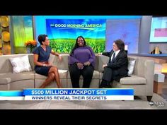 Mega Millions Numbers Fail to Come Up: Lottery Winners Offer Their Tips ...