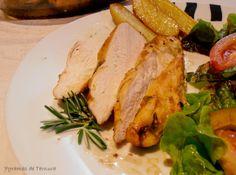 7gramas de ternura: Peitos de frango aromáticos