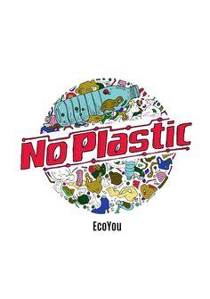 zero waste poster design no plastic. Save Planet Earth, Save Our Earth, Love The Earth, Save The Planet, Environmental Posters, Environmental Pollution, Earth Poster, Save Mother Earth, Earth Quotes