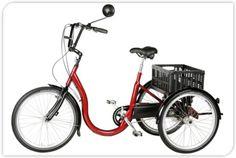 Verkrijbaar bij scootmobiel Bob De Stabilo is een goede keus voor mensen met een enigszins beperkte loopfunctie. Dit model is geschikt voor  volwassenen als kinderen met een lichamelijke beperking. De fiets heeft de volgende voordelen: makkelijk en veilig om te fietsen comfortabele vering en een zacht zadel.Versnellingen met of zonder achteruitrijmogelijkheid, een uitvoering is mogelijk voor mensen kleiner dan 160 cm. aan te passen aan individuele wensen.