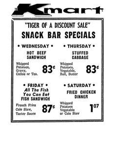 Grill Restaurant, Vintage Restaurant, Retro Advertising, Retro Ads, Vintage Menu, Vintage Ads, Fried Fish, Fried Chicken, Whipped Potatoes