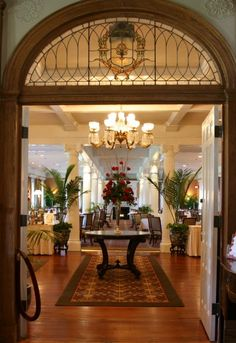 Photos of the Jekyll Island Club Hotel