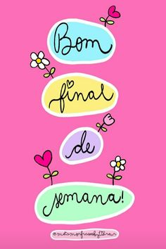 Happy Week End, Days Of Week, Numbers Preschool, Lettering Tutorial, Weekend Fun, Good Morning Quotes, Wisdom Quotes, Positive Vibes, Cool Words