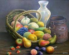 pinturas frutos - Buscar con Google