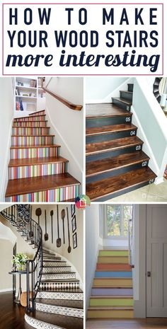 330 Best Staircases Images In 2019 Diy Stair Home Homes