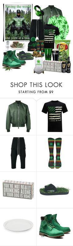 """Like leaving cookies for Santa"" by ohitsjanedoe ❤ liked on Polyvore featuring J.W. Anderson, Rick Owens, Primitives By Kathy, Seletti, Timberland, men's fashion and menswear"