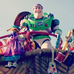 Buzz Lightyear Disney Land Paris