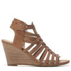 Report Women's Sonora Wedge Sandal. Dark TanTan ...