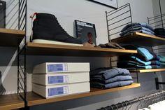 Goods hipshop in Copenhagen.   #hipshops #hip #menswear #clothing #fashion #shoes #footwear #books #magazines #concept #retail #design