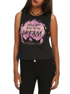 Disney Tangled New Dream Girls Muscle Top | Hot Topic