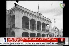 ¡Cultura Con Sabrosura! Sedes Presidenciales Desde La Época Colonial A La República