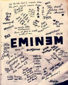 New quotes music lyrics rap eminem Ideas Eminem Memes, Eminem Lyrics, Eminem Rap, Eminem Quotes, Lyric Quotes, Music Lyrics, Eminem Albums, Eminem Music, Eminem Tattoo