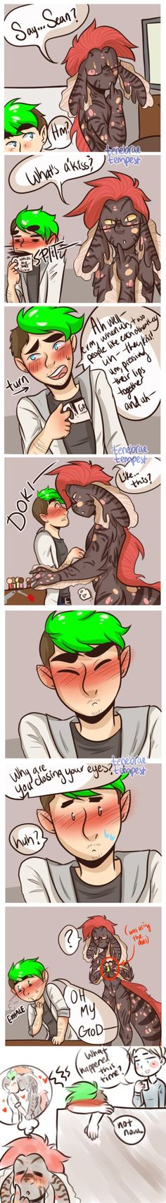 Innocent Intentions by AllItalianRejects | I have literally no idea what this is | jacksepticeye