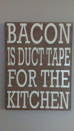 Kitchen Humor Sign by WordArtTreasures on Etsy, $15.00