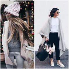Cold as ice - How to wear grey outfits